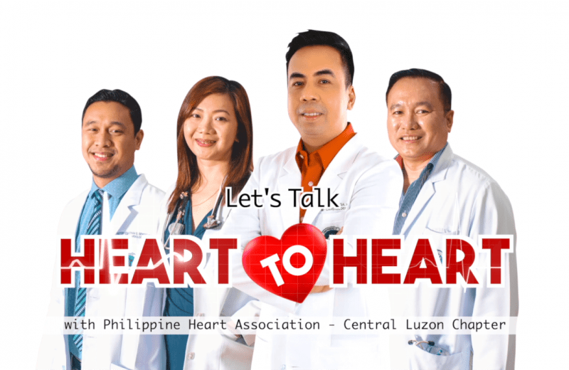 Let's Talk Heart To Heart