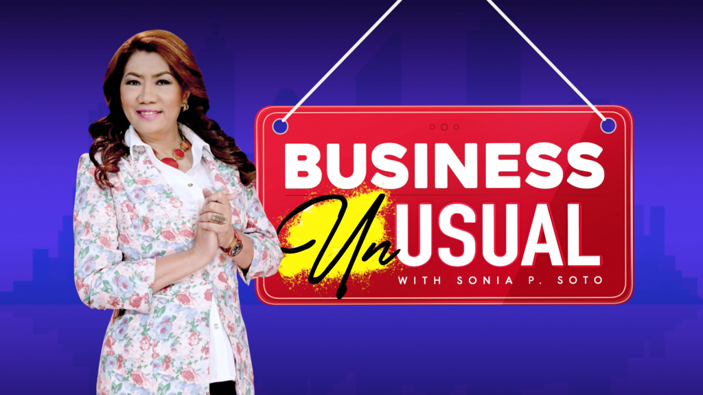 Business Unusual with Sonia P. Soto