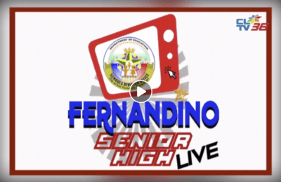 Fer Nan Dino Senior High Live | 30 October 2020