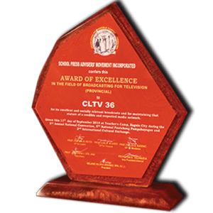 SPAMI Award of Exelence