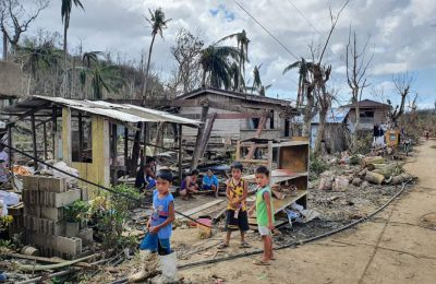 Call for Donations: Let us help families affected by Typhoon Rolly