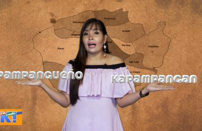 Are you Pampangueño or Kapampangan? | Ating Kaming K!