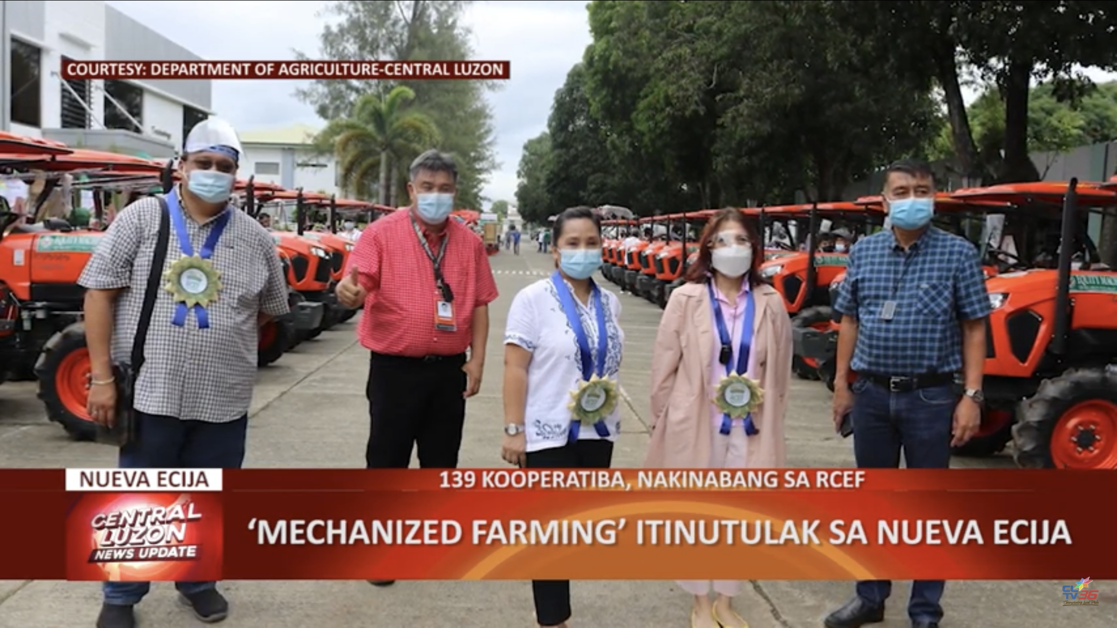 'Mechanized Farming' itinulak sa Nueva Ecija | CLTV News