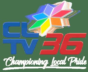 CLTV36 Logo (White) - FOR TV