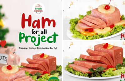 Help kids in need through Fresh Options' Ham For All Project