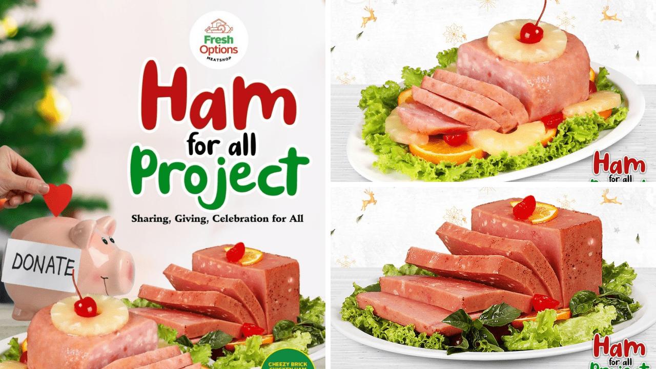 Fresh Options Meatshop - Ham for All
