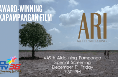 Special Screening of 'Ari: My Life with a King' on CLTV36