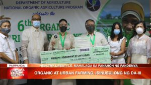 Organic at urban farming, isinusulong ng Department of Agriculture Region 3 | CLTV36 News