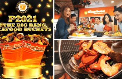 The Orange Bucket conquers Metro Manila