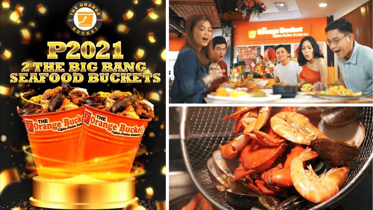 The Orange Bucket - Pampanga's leading Asian-fusion food destination | Championing Local Pride!
