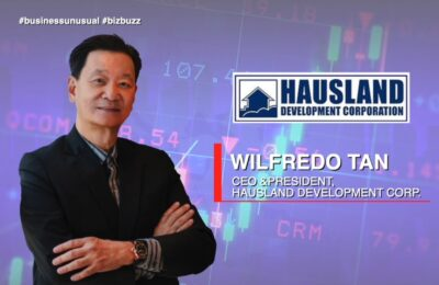 Wilfredo Tan, proud Kapampangan, shares how to establish one of the largest real estate companies in the Philippines