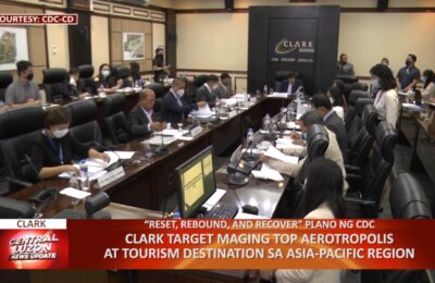 Clark, target maging top aerotropolis at tourism destination sa Asia Pacific Region