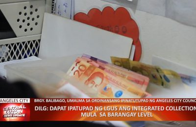 DILG: Dapat ipatupad ng LGUs ang integrated collection mula sa barangay level