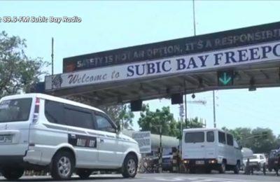 Residente galing NCR Plus, di pwedeng pumasok sa Subic Freeport kung di business-related ang pakay | Zambales News