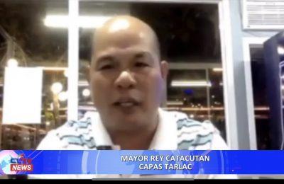 Capas Mayor Reycat, nagsampa ng cyberlibel sa mga nagkakalat na siya ay land grabber | TARLAC News