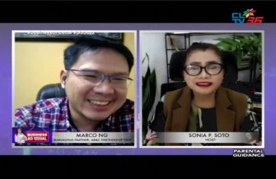 How does an auditing firm manage business amid the economic crisis? | with Marco Ng of AB&C Partnership Firm