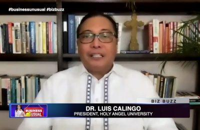 Holy Angel University President Dr. Luis Calingo leads HAU through the pandemic | Business Unusual