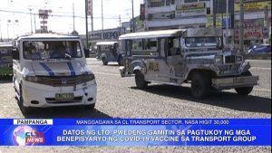 Datos ng LTO, pwedeng gamitin sa pagtukoy ng mga benepisyaryo ng COVID-19 vaccine sa transport group
