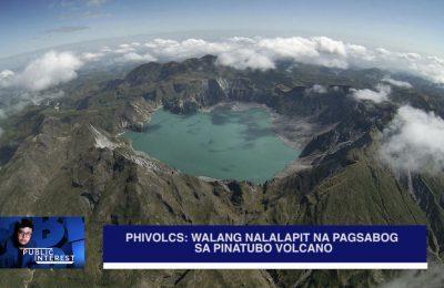 PHIVOLCS: Walang nalalapit na pagsabog sa Pinatubo Volcano | PEKENG INFO sa Public Interest
