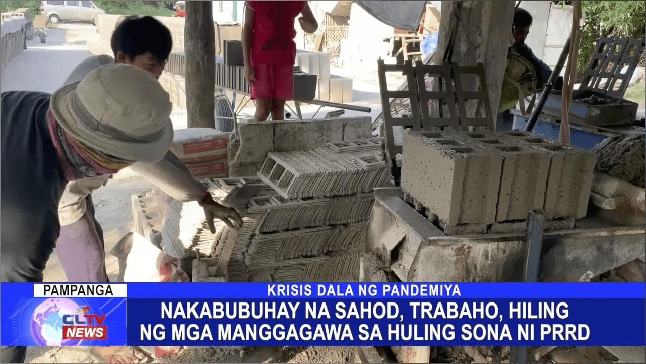 Nakabubuhay na sahod, trabaho, hiling ng mga manggagawa sa huling SONA ni PRRD