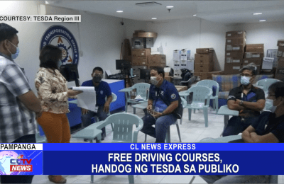 Central Luzon News Express   July 22, 2021