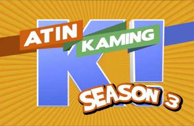 Atin Kaming K! Season 3 Trailer