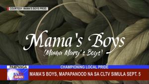 Mama's Boys, mapapanood na sa CLTV simula Sept. 5