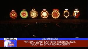 Virtual Giant Lantern Festival 2021, tuloy sa gitna ng pandemya