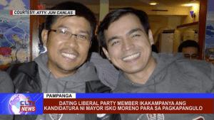 Dating liberal party member ikakampanya ang kandidatura ni Mayor Isko Moreno para sa pagkapangulo