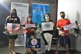Wyndham Destinations completes vaccination drive for Clark employees