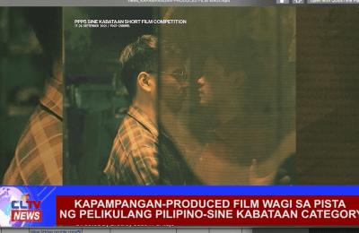 Kapampangan-produced film wagi sa Pista ng Pelikulang Pilipino-Sine Kabataan category